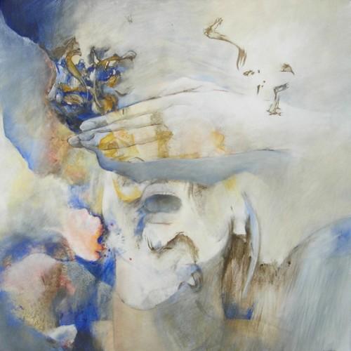 In-ouï – Acrylique sur toile – 60 cm x 60 cm